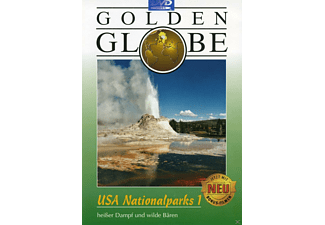 USA - Nationalparks Teil 1 - Golden Globe - (DVD)
