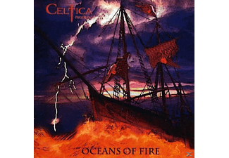 Celtica-pipes Rock! - Oceans Of Fire - (CD)