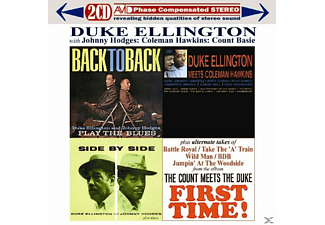 Duke Ellington, Johnny Hodges, Count Basle, VARIOUS - 3 Classic Albums Plus - (CD)