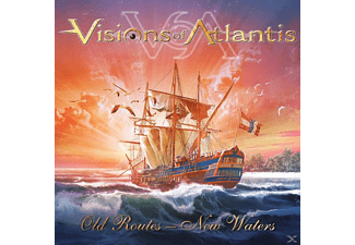 Visions Of Atlantis - Old Routes-New Waters (Ep) - (CD)