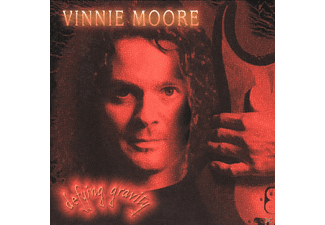 Moore Vinnie - Defying Gravity [CD]