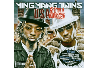 Ying Yang Twins - U.S.A.still united - (CD + DVD Video)