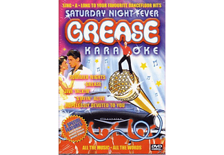 VARIOUS - Saturday Night Fever/Grease - Karaoke - (DVD)