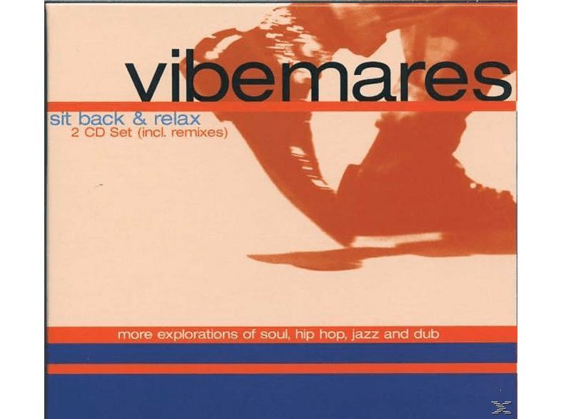 Vibemares - SIT BACK & RELAX [CD]