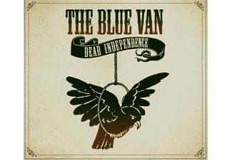 The Blue Van - Dear Independence - (CD)