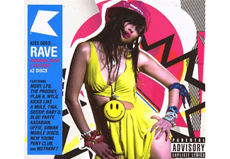 VARIOUS - Kiss Does Rave - (CD)