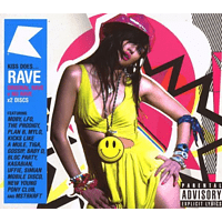 VARIOUS - Kiss Does Rave [CD]