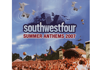 VARIOUS - SOUTHWESTFOUR - SUMMER ANTHEMS 2007 - (CD)