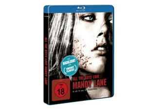 All The Boys Love Mandy Lane - (Blu-ray)