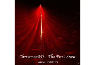 Various Artists Christmas Ad - The First Snow - (CD)