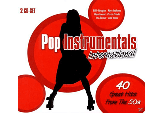 Prado/Vaughn/Mantonvani/Berry/+ - Pop Instrumentals International - (CD)