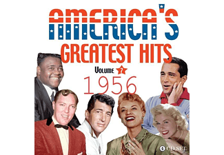 VARIOUS - Americas Greatest Hits 1956 Vol.7 - (CD)