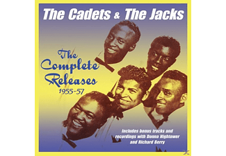Jacks, The / Cadets, The - The Complete Releases 1955-57 - (CD)