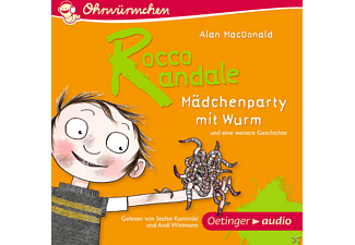 Rocco Randale – Mädchenparty mit Wurm - (CD)