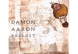 Damon Aaron - Ballast - (CD)