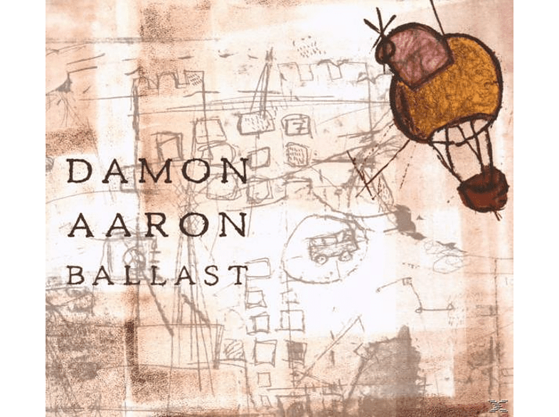 Damon Aaron - Ballast [CD]