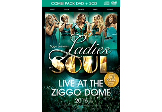 Ladies Of Soul - Live At The Ziggodome 2016 | CD