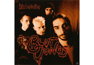 Blutjungs - Kinderteller - (CD)