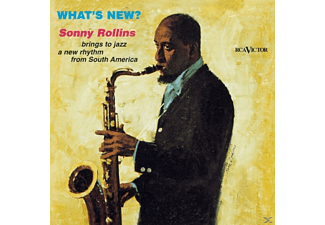 Sonny Rollins - What's New? - (CD)