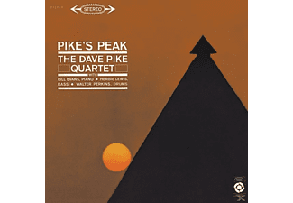 Dave Pike - Pike's Peak - (CD)