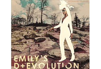 Esperanza Spalding - Emily's D+Evolution (CD)