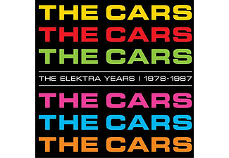 The Cars - The Elektra Years 1978-1987 (CD)