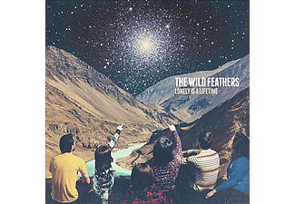 The Wild Feathers - Lonely Is a Lifetime (CD)
