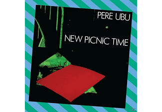 Pere Ubu - New Picnic Time - (CD)