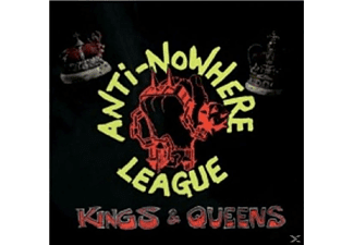 Anti-Nowhere League - Kings & Queens - (CD)