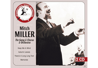 Mitch Miller - Greensleeves/Beer Barrel Polka - (CD)