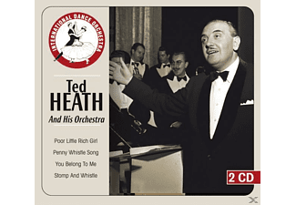 Ted Heath - Obsession/The Touch - (CD)