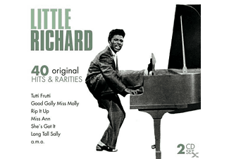 Little Richard - Little Richard-40 original Hits & Rarieties - (CD)