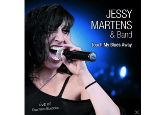 Jessy & Band Martens - Touch My Blues Away - (CD)