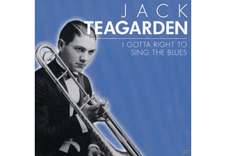 Jack Teagarden - I Gotta Right To Sing The Blue - (CD)