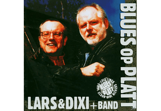 Lars-luis/dixi & Band Linek - Blues Op Platt - (CD)