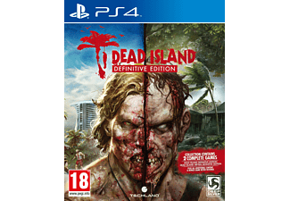 Dead Island Definitive Collention  PS4