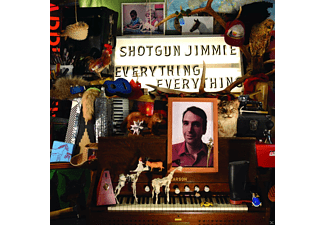 Shotgun Jimmie - Everything, Everything - (CD)