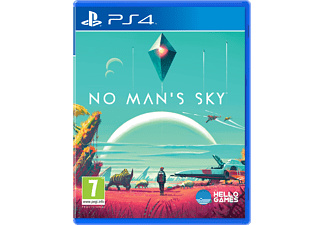 No Mans Sky PlayStation 4