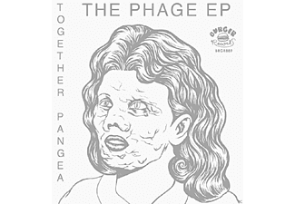 Together Pangea - The Phage - (CD)