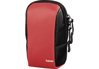 HAMA Fancy Casual 80M, Kameratasche für Digitalkameras, Rot
