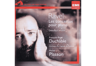 Plasson, F.R. Duchable - Concertos Pour Piano-Vsm [CD]