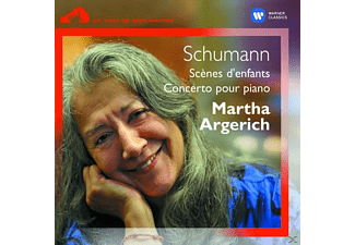 Martha Argerich - Scenes D'enfants - (CD)