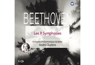 Cluytens Andre - Beethoven Symphonies 1-9 - (CD)