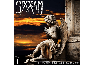 Sixx: Am - Prayers For The Damned | CD
