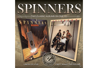 The Spinners - Can't Fake The Feelin'/Labor Of Love (Remastered) - (CD)