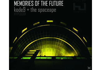 Kode9 & The Spaceape Memories Of The Future (LP) Electronica/Dance Vinyl