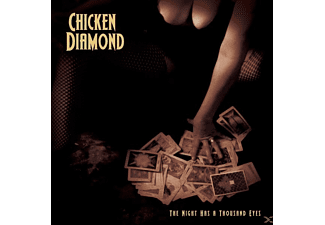 Chicken Diamond - The Night Has A Thousand Eyes - (CD)