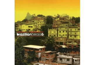 VARIOUS - Brazilian Beats 6 - (CD)