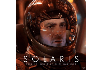 Cliff Martinez - Solaris Ost (Black Vinyl) - (Vinyl)