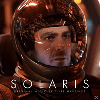 Cliff Martinez - Solaris Ost (Black Vinyl) [Vinyl]